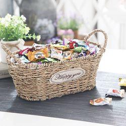 사탕바구니(직사각) 화이트데이 사탕 캔디 선물