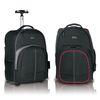 타거스 16인치 컴팩트 롤링 백팩 여행 및 출장 가방