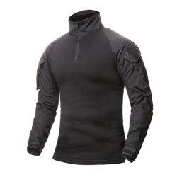 [네오 택티컬] 컴뱃 셔츠 (블랙)