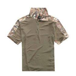 [네오 택티컬] 신형 반팔 컴뱃 셔츠 (멀티카모)