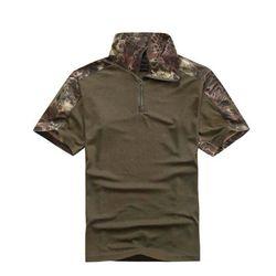 [위에마이] 신형 반팔 컴뱃 셔츠 (Snake Green)