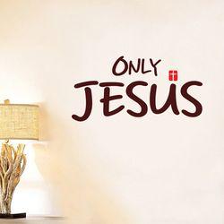 리빙말씀스티커-Only Jesus(LWS)