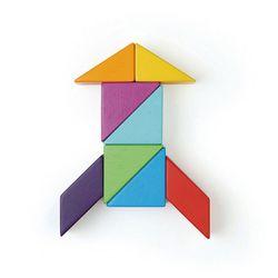 텐더리프 마그마그 디자이너 자석 블록 8PCS