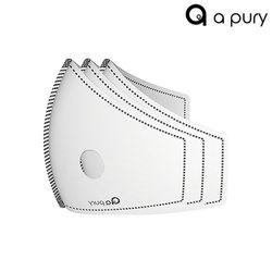 에이퓨리 마스크 전용 5중 레이어 N99 필터 3매