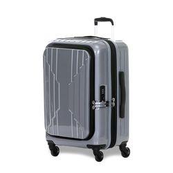 본보야지 BCH42020 샤이닝 20인치 실버 캐리어 여행가방