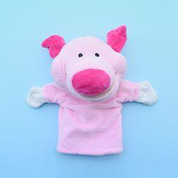 KS2620  동물손인형 돼지
