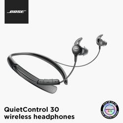 [BOSE] 보스 정품 QC 30 넥밴드 블루투스 이어폰
