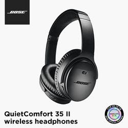 [BOSE] 보스 정품 QC 35 II 2세대 블루투스 헤드폰