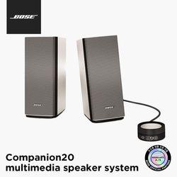 [BOSE] 보스 정품 Companion 20 컴퓨터 겸용 스피커