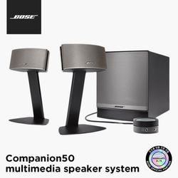 [BOSE] 보스 정품 Companion 50 컴퓨터 겸용 스피커