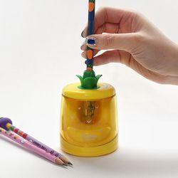 15000 파인애플 전동 연필깎이