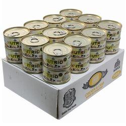 뉴트리오 닭고기 게살 100g 24개 1박스강아지간식