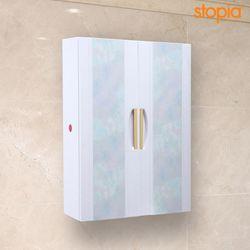 700 욕실장(옥색투톤)