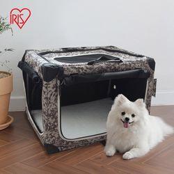 아이리스 애완동물 실내 실외 사각애견텐트 DCC1041A3 소형중형