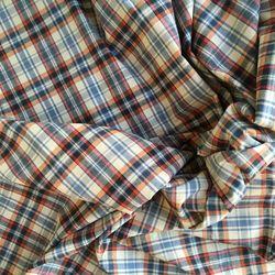 믹스 체크 식탁보 (Mix check tablecloth) - M
