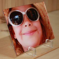 5x7인치 초경량 초슬림 아크릴 디아섹액자+사진인화