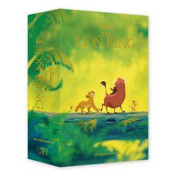 디즈니 라이온킹 엽서북 100