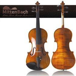 미텐바흐 바이올린 MBV-550 2분의 1 바이올린 하드케이스 인하