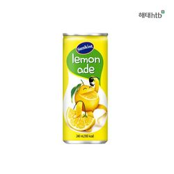 썬키스트 레몬에이드 240ml CAN 30개