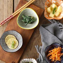 일본풍 도자기 찬기 반찬 접시 종지 소스용기 A형 2p