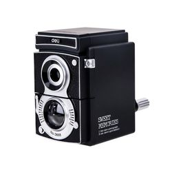 DELI 카메라 연필깎이 (668)