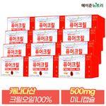 퓨어 크릴오일(500mgx30캡슐) 12박스