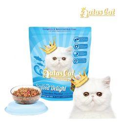 아타스캣 사료 딜라잇 튜나앤살딘 1.2kg고양이사료애묘사료