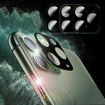 아이폰11 프로 맥스 후면 카메라 렌즈 보호 풀커버 강화유리
