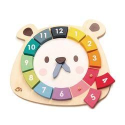 [텐더리프]우리같이 볼빨간 사춘곰 컬러 시계놀이