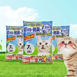 아이리스 고양이모래 클린앤후레쉬 KFAG-70