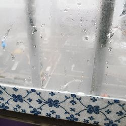 싱트대 욕실 창문 오염방지 곰팡이 물기흡수테이프