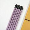 메시지 각인 - Baby Purple 원목연필 5본세트