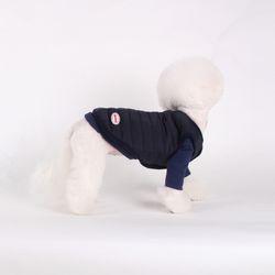 퀄팅 패딩 베스트 Quilting padding vest Navy