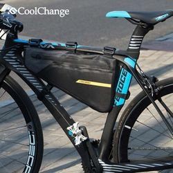 CoolChange 크로스 탑튜브가방대용량 자전거가방
