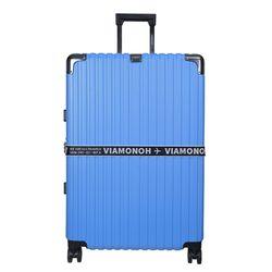 비아모노 VAIF 9037 블루 30인치 하드캐리어 여행가방