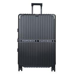 비아모노 VAIF 9037 다크실버 30인치 하드캐리어 여행가방
