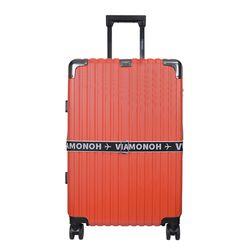 비아모노 VAIF 9036 레드 26인치 하드캐리어 여행가방