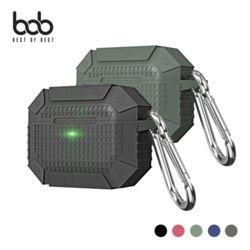 bob 탱크 에어팟프로 전용 안티폴 방수 실리콘 케이스