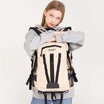 [단독특가] Multi Cross Backpack (beige)