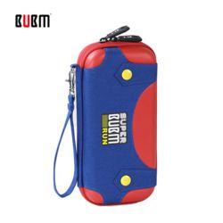 Bubm 마리오 닌텐도스위치 휴대용 수납 케이스 파우치