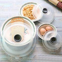 전자레인지 음식덮개 냉장고 위생보관 푸드커버 3P