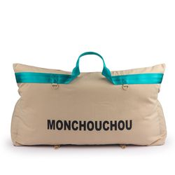 8th Moncarseat Super Size Dove Beige 카시트 이동가방