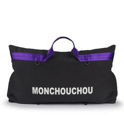 8th Moncarseat Super Size Off Black 카시트 이동가방