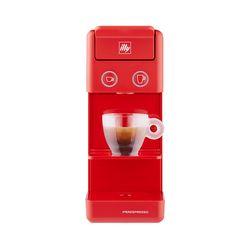 일리 프란시스 Y3.2 캡슐 커피 머신_레드