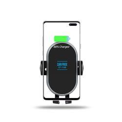 차량용 고속 무선충전 핸드폰 자동 거치대
