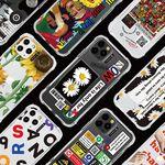 샤론6 아이폰 디자인 투명 범퍼케이스