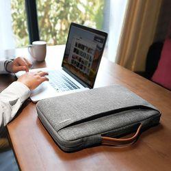 A22 맥북 노트북 가방 15인치-15.6인치(맥북프로16인치) 그레이