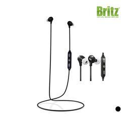 브리츠 BE-SM100  블루투스 이어폰 (블랙)