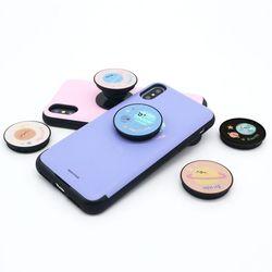 나인어클락 유니버셜 카드슬롯 케이스 + 유니버셜톡 - 아이폰11