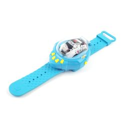 모션 손목 시계형 미니카 충전식 무선조종 RC (SQW890155WH)